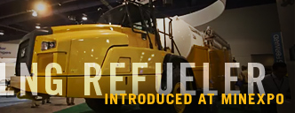 LNG refueler introduced at MINExpo